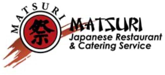 Matsuri logo - Japanese Restaurant & Catering Service